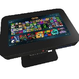 Sport/Spel Nuland  (NL) Fun 4 Four touchscreen game