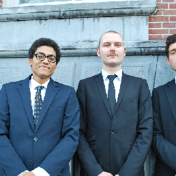 Band Amsterdam  (NL) CroonerTime