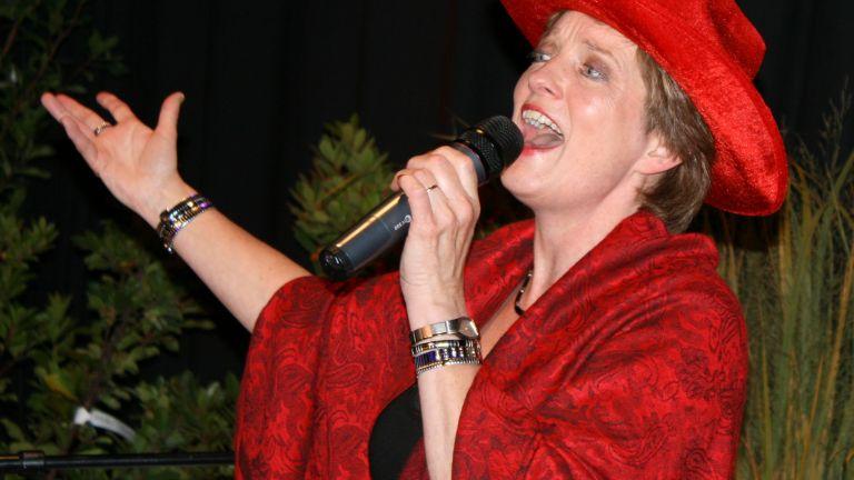 Zangeres Velp  (Gelderland)(NL) Machabelle zangeres