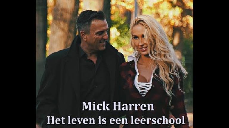 Singer (male) Den Haag  (NL) Mick Harren