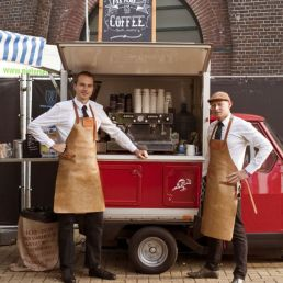 Barista Company: Mobiele Koffiebar