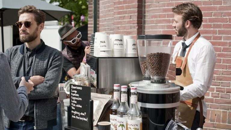 Barista Company: Mobile Coffee Bar