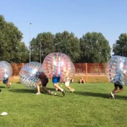 Kunstgras Events: Bubbel Voetbal A'dam