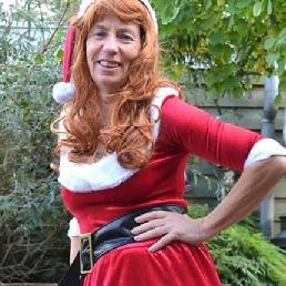 Actor 't Harde  (NL) Type Christmas Woman