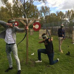 Kunstgras Events: Archery Tag