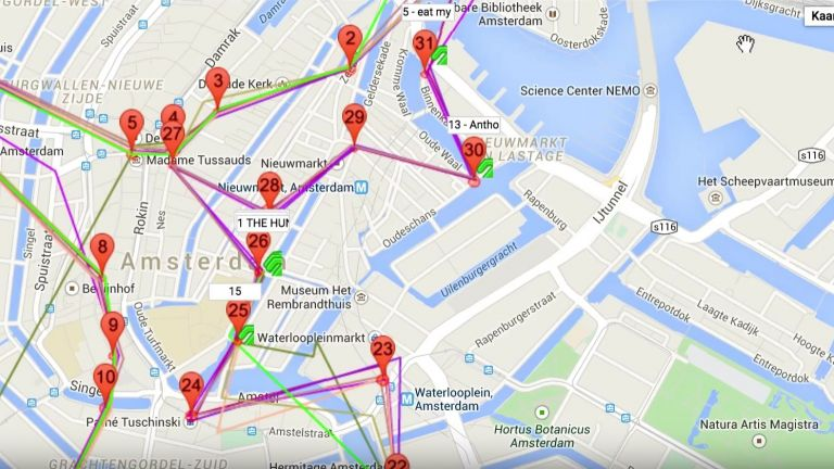Kunstgras Events: City GPS Game