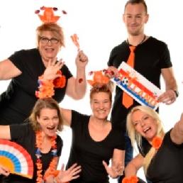 Sport/Spel Oud Gastel  (NL) Ik Hou van Holland Quiz