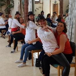 Trainer/Workshop Oud Gastel  (NL) Workshop lapdance