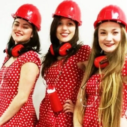 Actor Eindhoven  (NL) Ladies of Construction