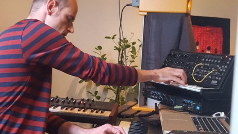 Pianist Utrecht  (NL) Marc van Mourik | Relax 'n Yoga Music