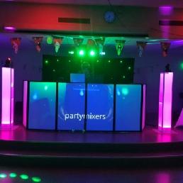 Drive-in show Zaandam  (NL) Partymixers Drive In