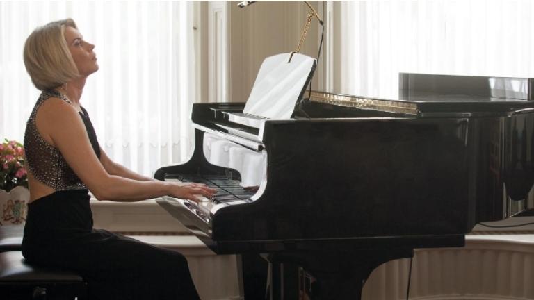 Pianist Amsterdam  (NL) Eleonora Semjonova