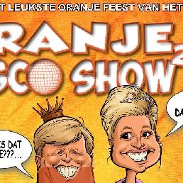 Kids show Susteren  (NL) Orange Kids Disco Show
