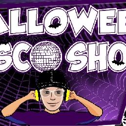Kids show Susteren  (NL) Halloween Kids Disco Show