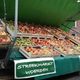 Trainer/Workshop Woerden  (NL) Vers van de Streekmarkt kookworkshop
