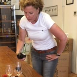 Proeverij Haaksbergen  (NL) Wijnproeverij van Simone