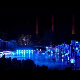 Event show Lemmer  (NL) Winter wonderland on Ice