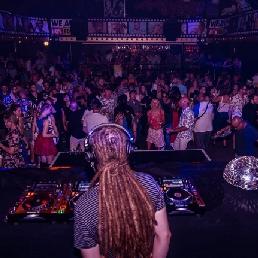 DJ Rotterdam  (NL) Turntable Tim - 80's, 90's & 00's