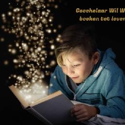 Kids show Rotterdam  (NL) Children's book week 2021