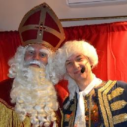 Kindervoorstelling Rotterdam  (NL) Magische Sint Show