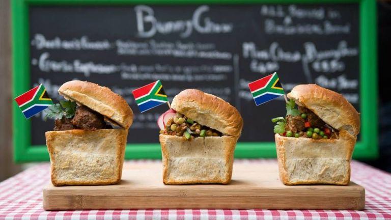 Zuid Afrikaanse Foodtruck