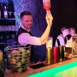 Cocktails Alphen aan den Rijn  (NL) Mobiele Cocktailbar en Cocktailshaker