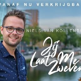 Singer (male) Tilburg  (NL) singer Niels van Kollenburg