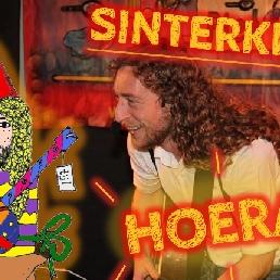 Kids show Breskens  (NL) Sinterklaas Hooray! - Tijl Damen