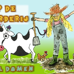 Kids show Breskens  (NL) On the farm! - Tijl Damen