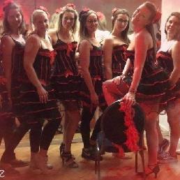 Trainer/Workshop Amsterdam  (NL) Burlesque workshop