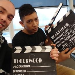 Trainer/Workshop Mill  (NL) Movie Fighting Workshop