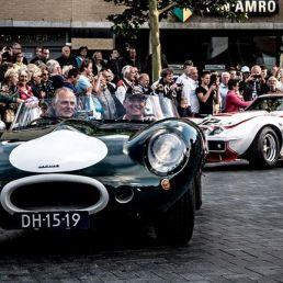 Classic Cars rit met Michael Bleekemolen
