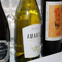 Proeverij Amsterdam  (NL) Wijnproeverij van Merlijn