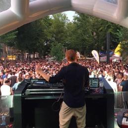 DJ Amsterdam  (NL) Koperblond
