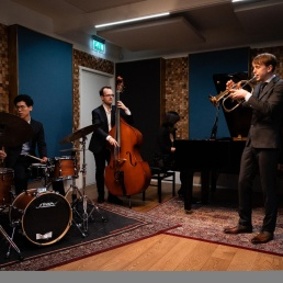 Band Rotterdam  (NL) The Jazz Request