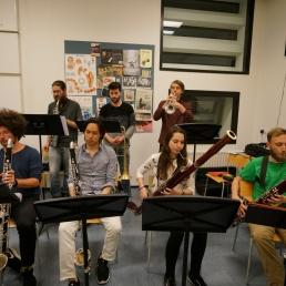 Orkest Rotterdam  (NL) Sonica Ensemble