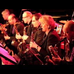 Orkest Hoevelaken  (NL) SwingTime BigBand
