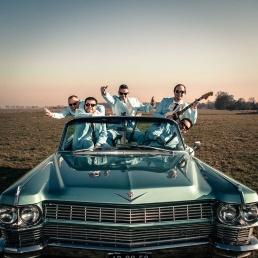Band Baarn  (NL) Johnny & The Moonshots