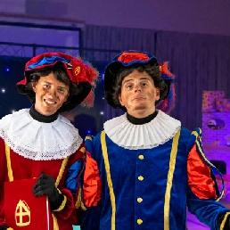 Animatie Wijchen  (NL) Sinterklaas show