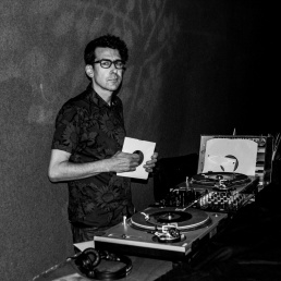DJ Rotterdam  (NL) Selektor Mendes