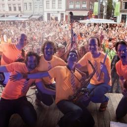 Band Hoevelaken  (NL) Bouba Dioup