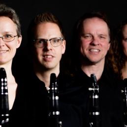 Orkest Hoevelaken  (NL) Kurios Klarinetkwartet