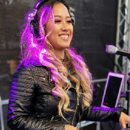 DJ Huizen  (NL) Vocal DJ iAne