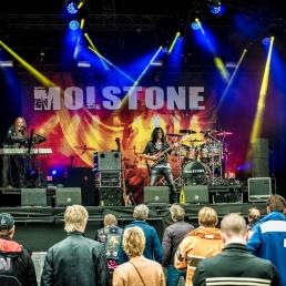 Band Leeuwarden  (NL) MOLSTONE