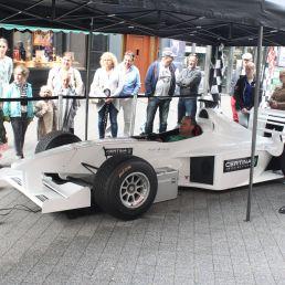 Fullsize F1 race simulator
