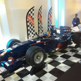 Sports/games Losser  (NL) Fullsize F1 race simulator