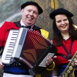 Band Enschede  (NL) Saxeon