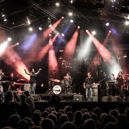 Band Middelburg  (NL) RoMi Cage