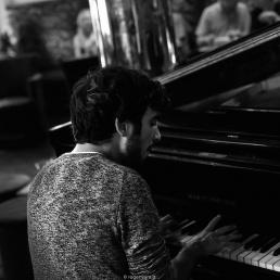 Pianist Den Haag  (NL) Raul Santana