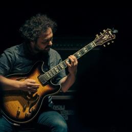 Gitarist Hoevelaken  (NL) Francesco Moramarco